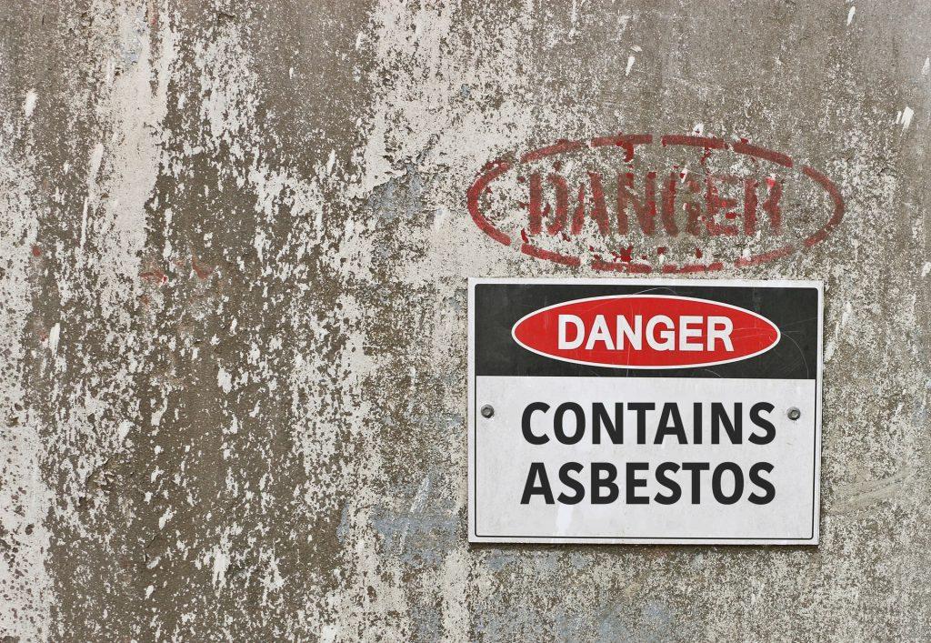 How do you test for asbestos